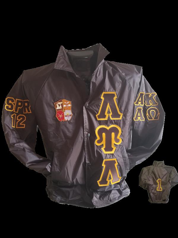 new design buy cheap size 40 LUL CJ1 : The ALMIGHTY KINGDOM Coach Jacket